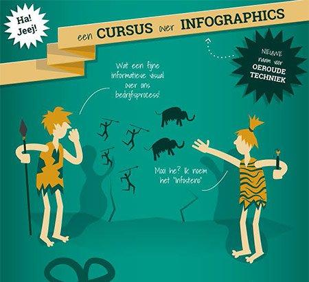 Nieuwe cursus Infographics