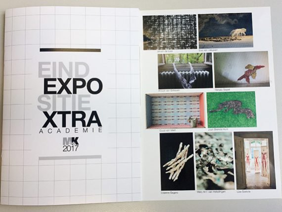 Eindexamenexpositie MKXtra