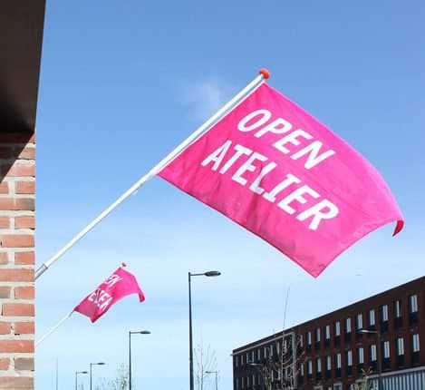 MK24 Knooppunt Open Atelierroute Centrum / Oost