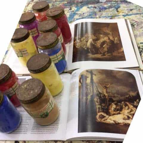 Zomercursus: Schilderen in de kleuren van Rembrandt