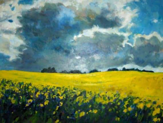 Cursus schilderen: Acryl- en olieverf