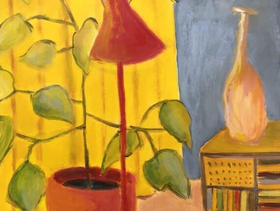 Interieur a la Matisse