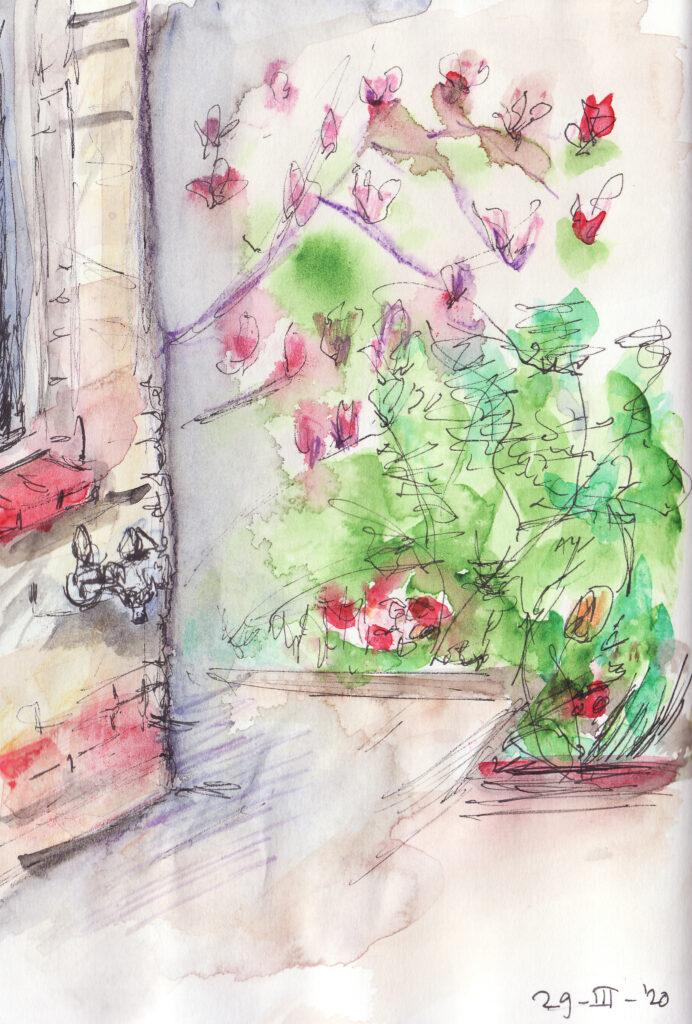 Ander raam - Katelijne Brouwer