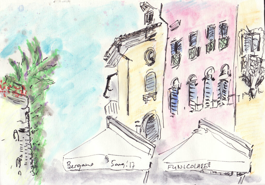 Bergamo - Katelijne Brouwer