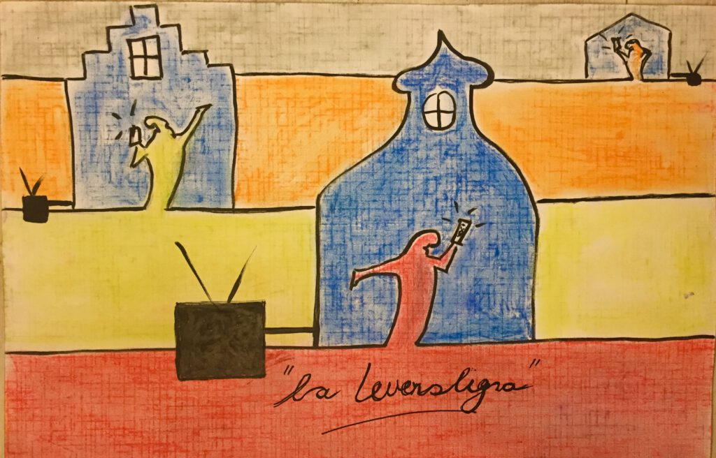 'La levensligna' - Mi-Jeanne