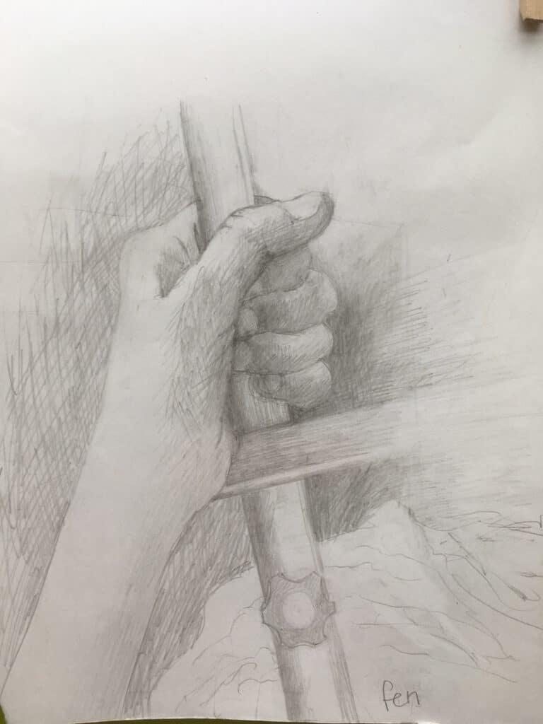 Hand - Fenna Kleinenbroich