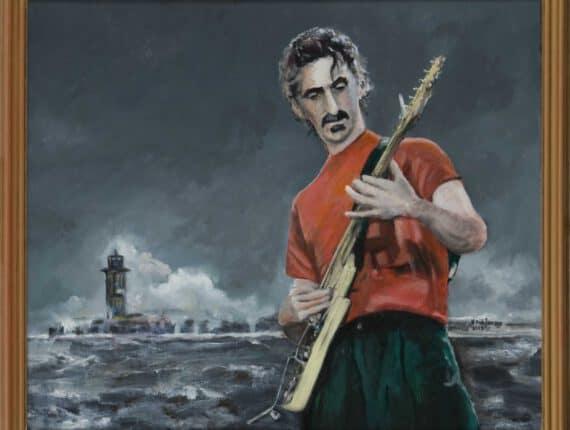 Zappa aan zee