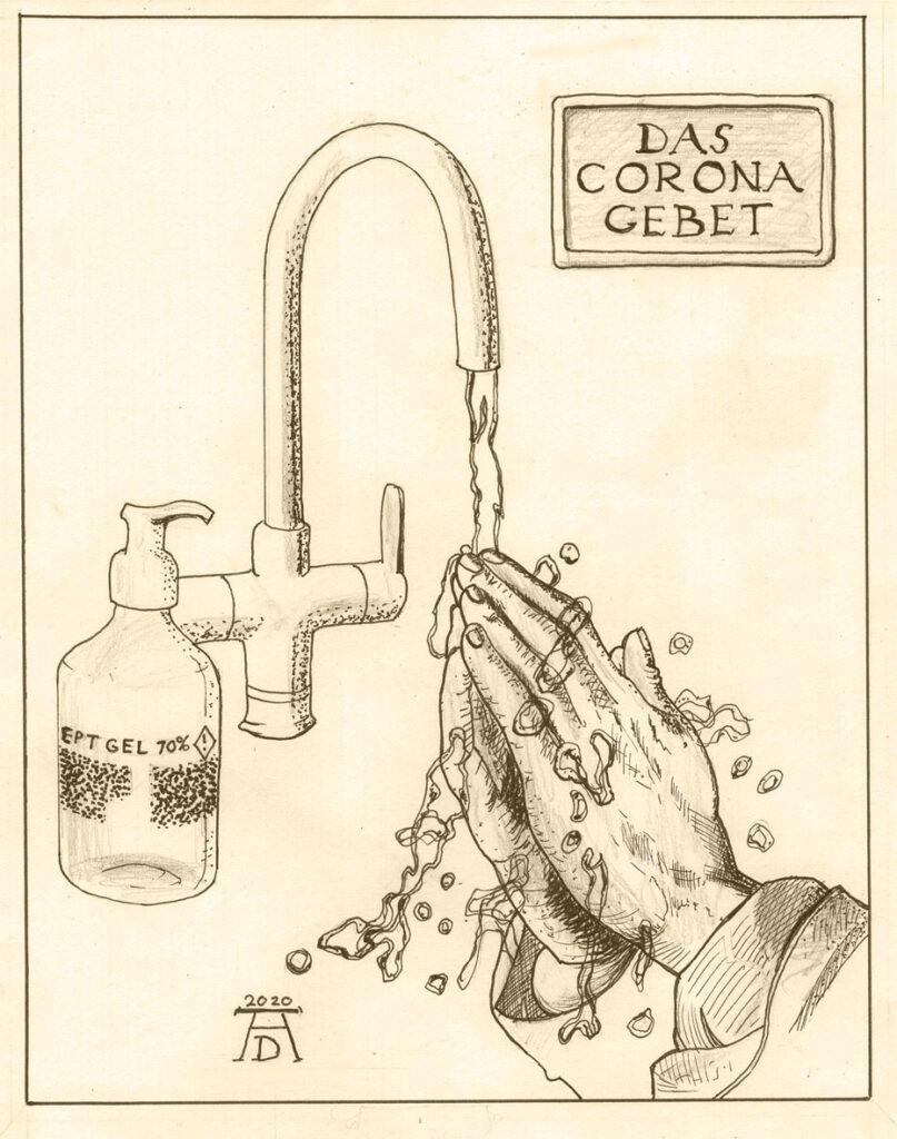 Corona Gebet