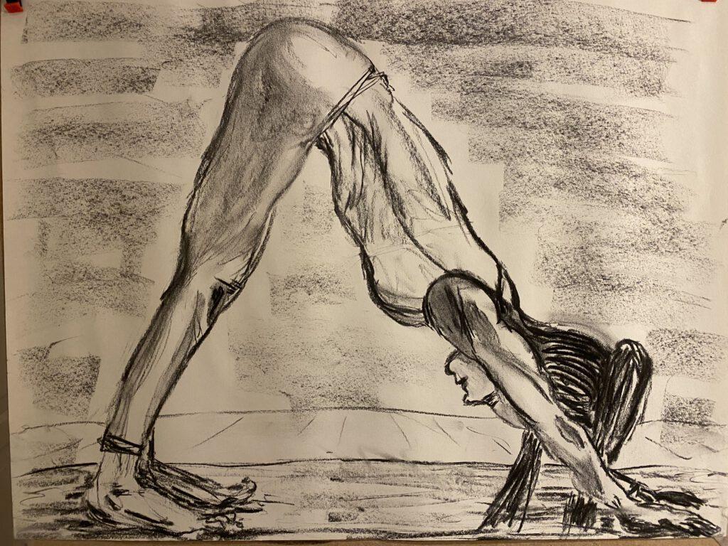 Tijd voor yoga - Marcel