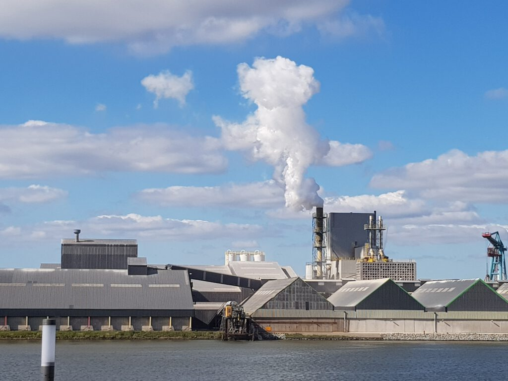 De wolkenfabriek - Frans Bruning