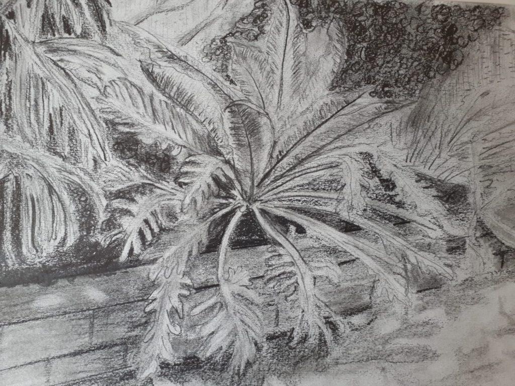 Botanische kas - Eveline Feteris