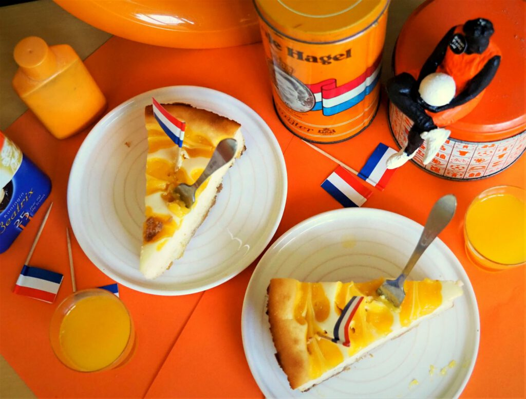 Vrijheid Oranje Franje Boven - Frans Bruning