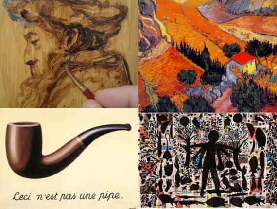 Zomercursus: 'Met grote stappen door de schilderkunst'