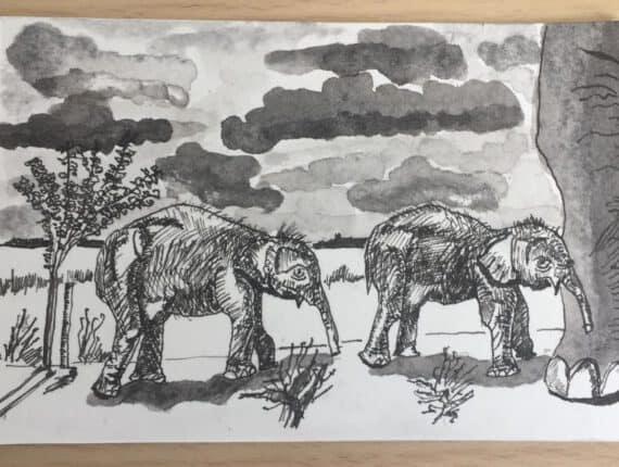 Het tekenatelier