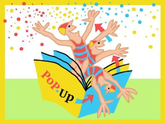 Zomercursus: Pop Up!