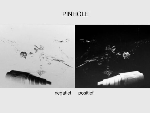 Zomercursus: Vervreemding, fotogram en pinhole