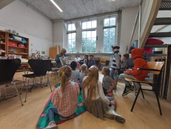 MKkinderen: ZomerAtelier met theater en muziek!